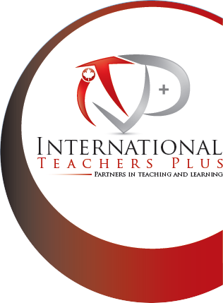 International teachers plus logo