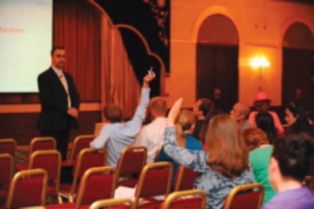 International teachers plus Meeting